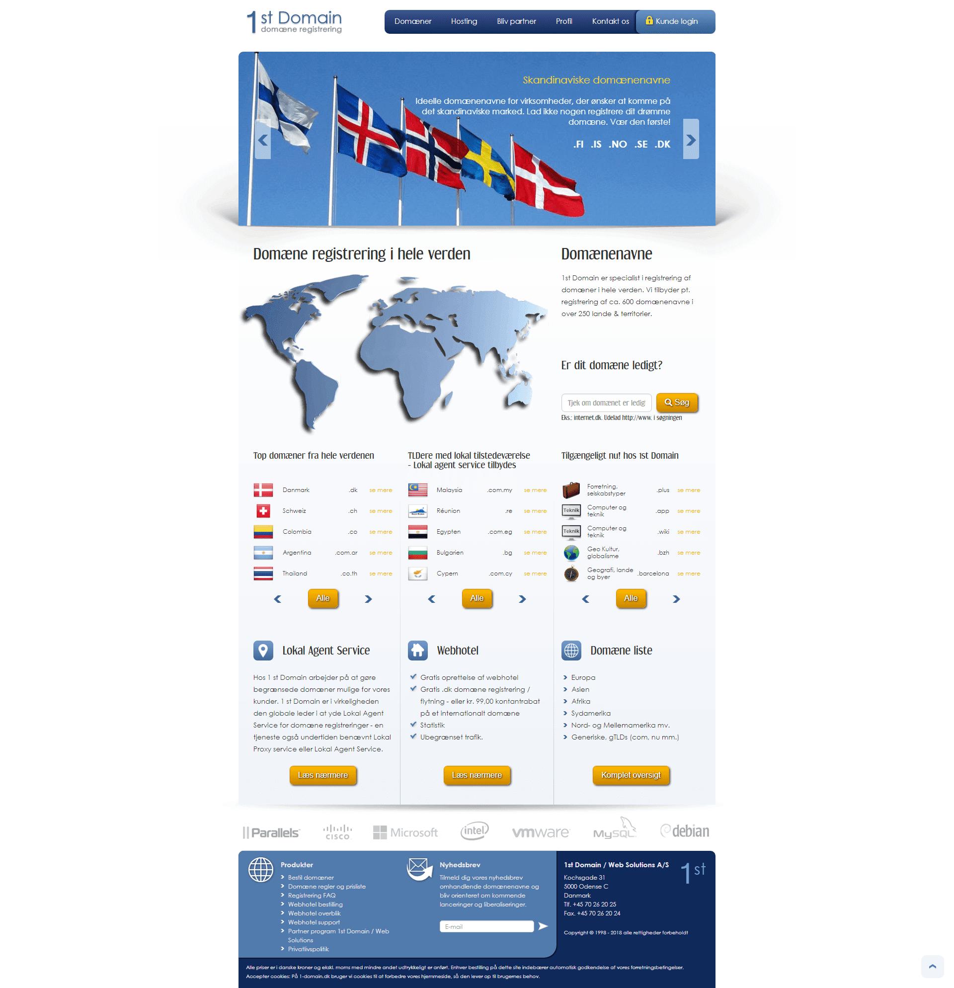 1-domain-homepage