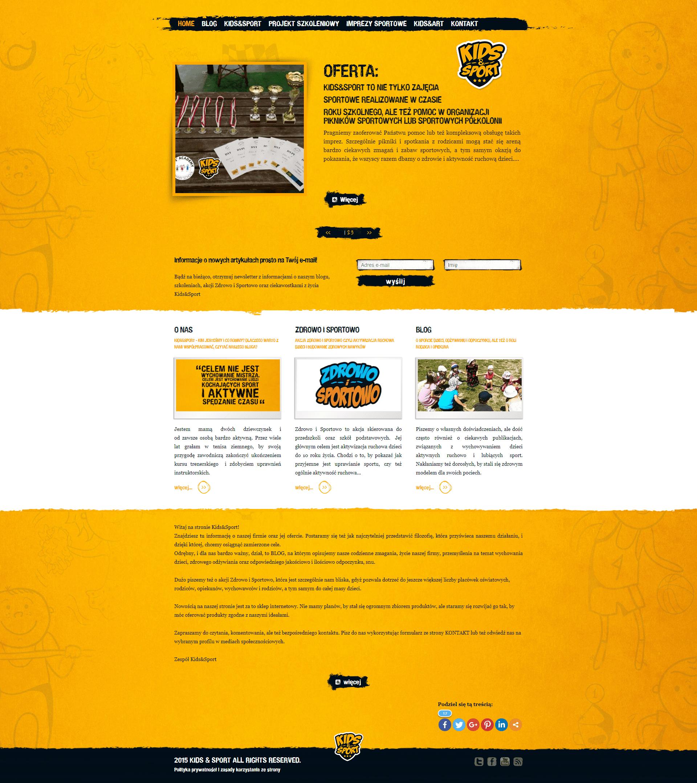 kidsandsport-homepage