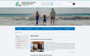 strona internetowa pcpr